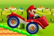 Mario Truck Is Driving