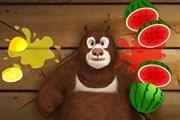Bear Fruit Cutter