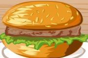 Fast Food Burger Yapımı