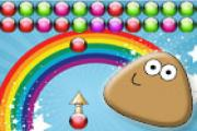 Balloon Blow Pou
