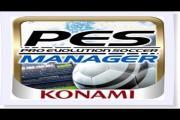 Pes Manager Konami