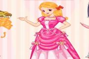 Prenses Elbiseni Tasarla