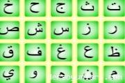 Finding Arabic Letters