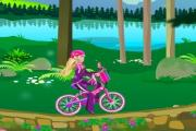 Barbie Bike Riding