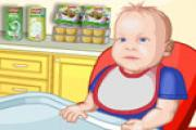Bebeğini Besle