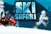 Ski Safari – Skiing On Christmas