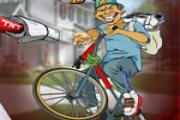 Bisikletli Gazeteci