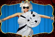 Lady Gaga Yapboz