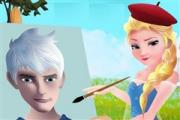 Ressam Elsa