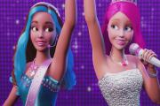 Barbie Prenses Rockstar