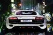 Audi R8 Park Etme