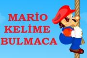 Mario Kelime Bulmaca