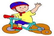 Kayu Bisiklet Boyama