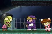 Zombi Avcısı Ninja