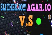 Agar vs Slither