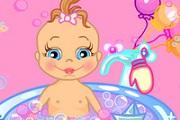 Bath a Baby