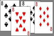 Eights Card