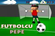 Pepe Plays Football
