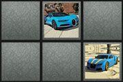 Bugatti Araba Hafıza