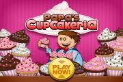 Papa'nın Kek Dükkanı