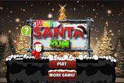 Santa Claus Winter Run