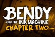 Benny and the ink in the machine: Chapter 2