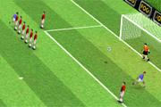 Detailed Shoot Free Kick